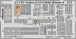 1-72-Fokker-D-VII-OAW-Weekend
