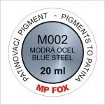 RARE-Metalicka-Modra-ocel-20-ml-Blue-Steel-pigment