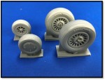 1-32-North-American-B-25B-B-25J-Mitchell-weighted-wheels-set