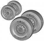 1-72-McDonnell-F-4S-J-PHANTOM-WHEEL-SET-Premium-version-high-quality-resin-wheels-