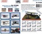 Aircraft-RAF-RFC-RNAS-WWI-1914-1918-I