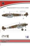 1-48-Messerschmitt-Bf-110C-6-tropical-with-MK-101-Day-fighter