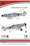 1-48-Messerschmitt-Bf-109G-4-R3-Blue-4-reconnaissance