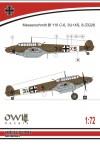 1-72-Messerschmitt-Bf-110C-6-tropical-with-MK-101-Day-fighter