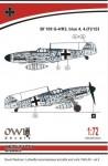 1-72-Messerschmitt-Bf-109G-4-R3-Blue-4-reconnaissance