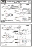 RARE-1-48-Hawker-Hurricane-and-Supermarine-Spitfire-Anti-dazzling-shade