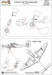 1-144-Uncovered-landing-gear-for-Ju-87-D-G