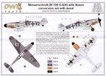1-48-Messerschmitt-Bf-106-G-6-N-Naxos-conversion-set-with-decals