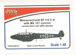 1-48-Messerschmitt-Bf-110C-6-with-Mk-101-cannon-conversion-set-with-decals