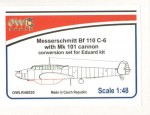1-48-Messerschmitt-Bf-110C-6-with-Mk-101-conversion-set-without-decals