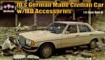 1-35-1970s-German-civilian-car-Mercedes-Benz-200D