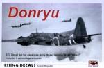 1-72-Decal-DONRYU-Ki-49-Helen-9x-camo