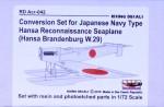 1-72-apanese-Hansa-Seaplane-Conversion-set