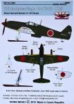 1-72-Ski-undercarriage-for-Ki-61-I-Hei-and-decal