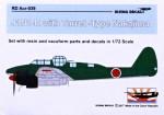 1-72-J1N1-R-w-Turret-Type-Nakajima-set-and-decal