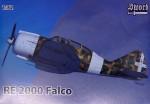 1-72-Reggiane-Re-2000-Falco-2-decal-versions