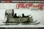 1-72-RF-8-Gaz-98-Russian-WWII-Assault-Motor-Ski
