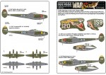 1-72-Lockheed-P-38-Lightnings-Early-War-P-38H-Thoughts-of-Midnight-42-66825-Pacific-Theatre-