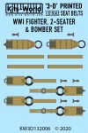 1-32-WWI-Fighter-Set-2-seater-and-Bomber-Set
