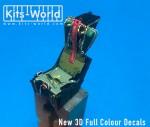 1-48-Full-Colour-3D-WWII-Seat-Belt-decals-Mcdonnell-Douglas-F4-Phantom-II-U-S-A-F-U-S-N-MB