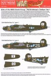 1-48-Consolidated-B-24H-Liberator-834th-BS-486th-BG-Phil-Brinkmans-Zodiacs-Set-1-2