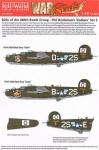 1-48-Consolidated-B-24H-Liberator-834th-BS-486th-BG-Phil-Brinkmans-Zodiacs-Set-3-2
