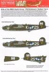 1-48-Consolidated-B-24H-Liberator-834th-BS-486th-BG-Phil-Brinkmans-Zodiacs-Set-5-2