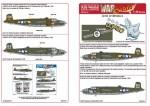1-48-Catch-22-Mitchells-North-American-B-25H-1NA-Mitchells-43-4432-6N-Berlin-Express-410V-N10V