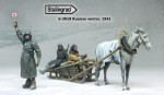 1-35-German-Russian-winter-1941-3-fig-horse-sledge