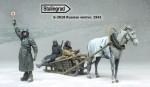1-35-German-Russian-winter-1941-3-fig-horse-sledge