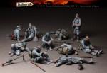 1-35-German-Infantrymen-at-rest-Big-Set-10-figures
