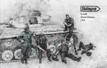 1-35-Panzer-Division-1941-Big-set-5-figures
