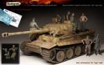 1-35-Waffen-SS-Panzer-Crew-Kursk-1943-Big-Set-10-Figures
