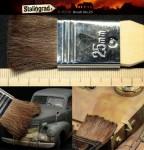 RARE-Flat-Brush-No-25-stetec-na-cisteni-modelu