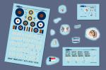 1-48-Eagle-Squadron-Supermarine-Spitfire-Mk-Vs-