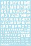 1-100-GM-Font-Decal-No-1-Military-Stencil-Alphabet-White