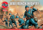 1-72-French-Infantry-WWI-Vintage-Classic-series