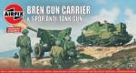 1-76-Bren-Gun-Carrier-and-6-pdr-Anti-Tank-Gun-Vintage-Classic-series
