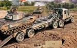 1-76-Scammel-Tank-Transporter