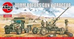 1-76-40mm-Bofors-Gun-and-towing-Tractor-unit-Vintage-Classic-series