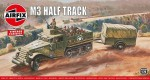 M3A1-White-half-Track-Personel-Carrier-and-1-ton-trailer-Vintage-Classic-series