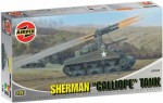 1-76-Sherman-Calliope-Tank