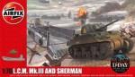 1-72-LCM-3-Landing-Craft-and-Mk-II-Sherman