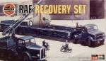 1-72-Aircraft-Recovery-Set-Coles-Mk-7-crane-and-Queen-Mary-transporter-Trailer