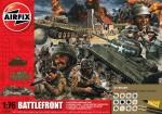 1-76-D-Day-Battlefront-BIG-SET-Tiger-I-+-Sherman-+-figures