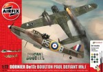 1-72-Boulton-Paul-Defiant-Mk-I-and-Dornier-Do-17Z-Dogfight-Double