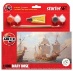1-400-Mary-Rose-gift-or-starter-set-with-paints-paint-brush-and-poly-cement