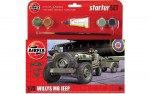 1-72-Small-starter-set-Willys-MB-Jeep-PRE-ORDER