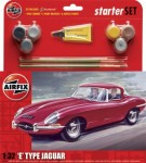 1-32-E-Type-Jaguar-Starter-Set-includes-Acrylic-paints-brushes-and-poly-cement