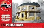 1-76-Polish-Bank-READY-BUILT-UNPAINTED-RESIN-BUILDINGS